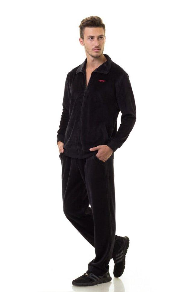4b86944e86c7 Опт Мужская Велюровая Домашняя одежда Арт.48001 купить оптом от ...